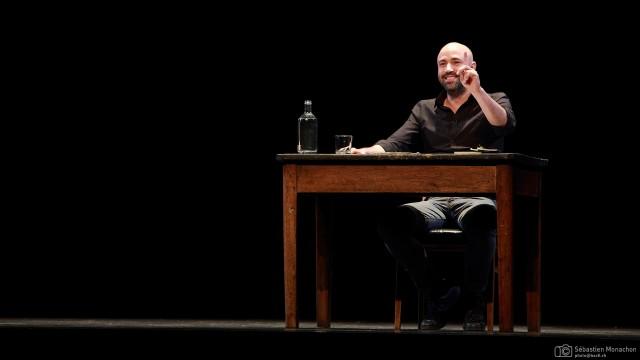 Frédéric Recrosio - Festival du Rire de Genève - Casino Théâtre - 27 avril 2016 Sébastien Monachon