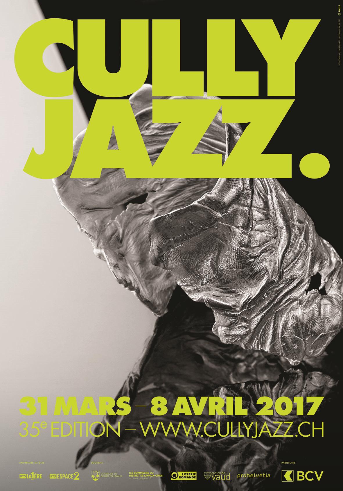 Affiche du Cully Jazz Festival 2017