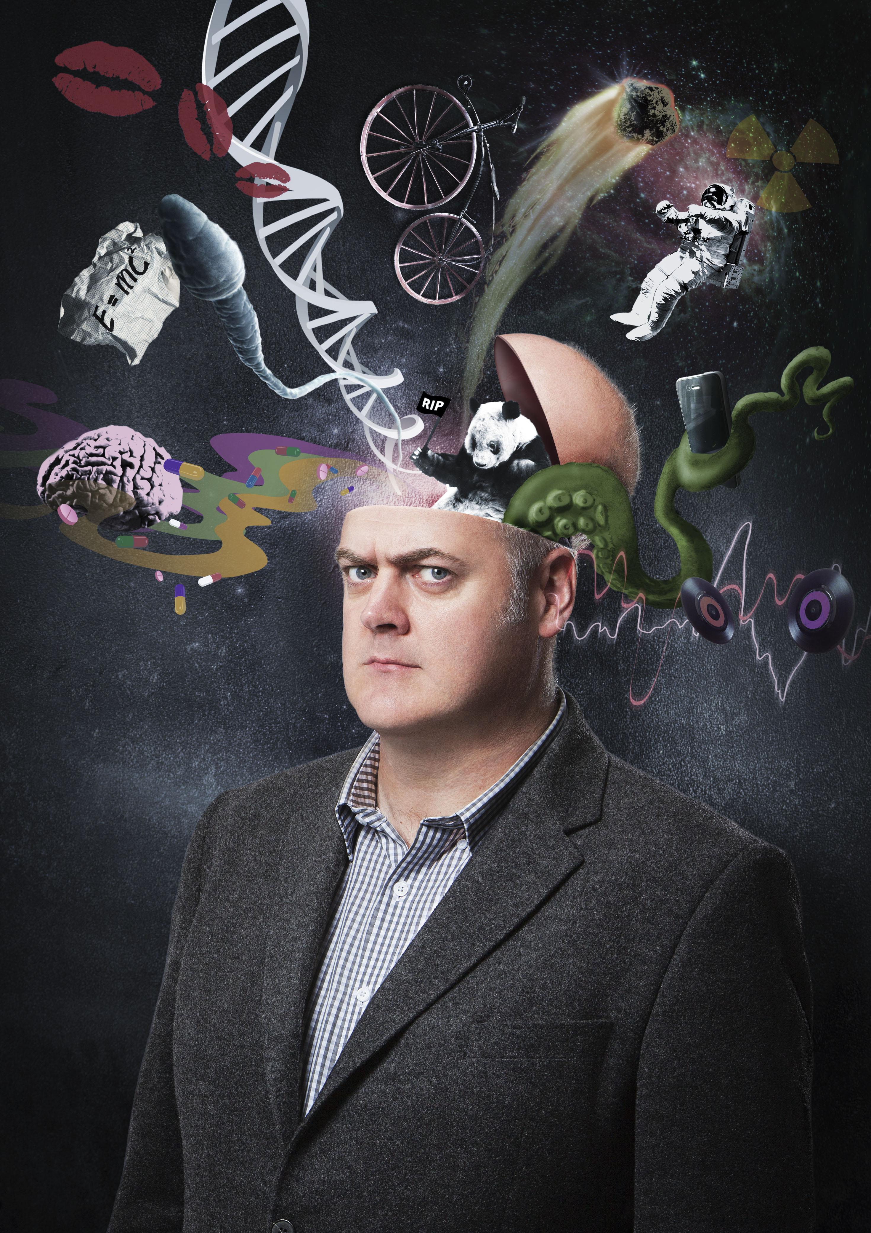 Dara O Briain's Science Club BBC/Andrew Hayes-Watkins