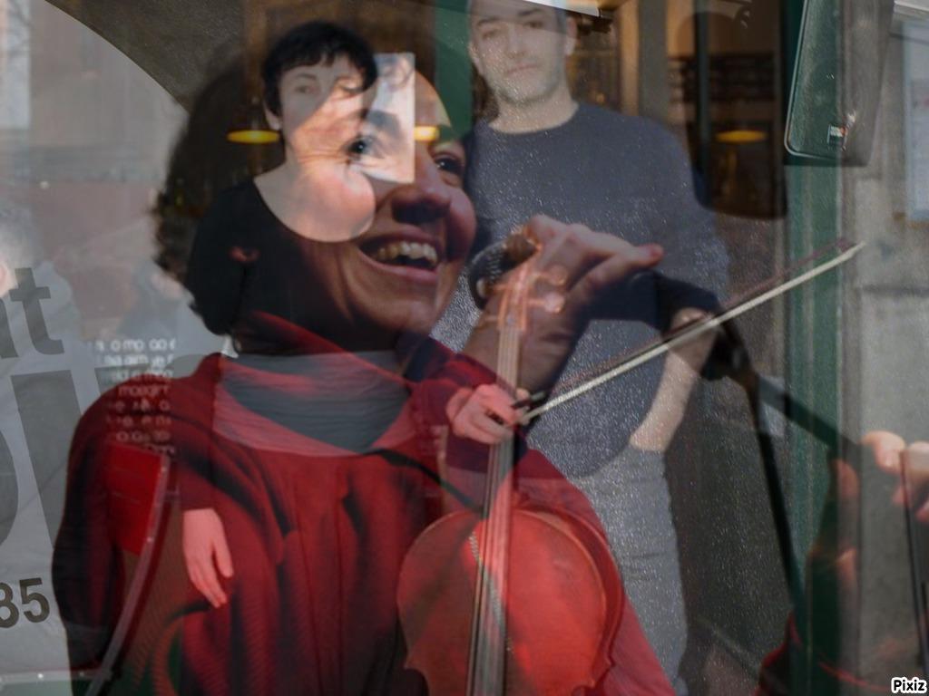 Photo Amalgame avec musicien