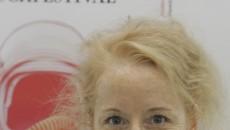 Isabelle Falconnier, programmatrice du Festival du Livre Suisse