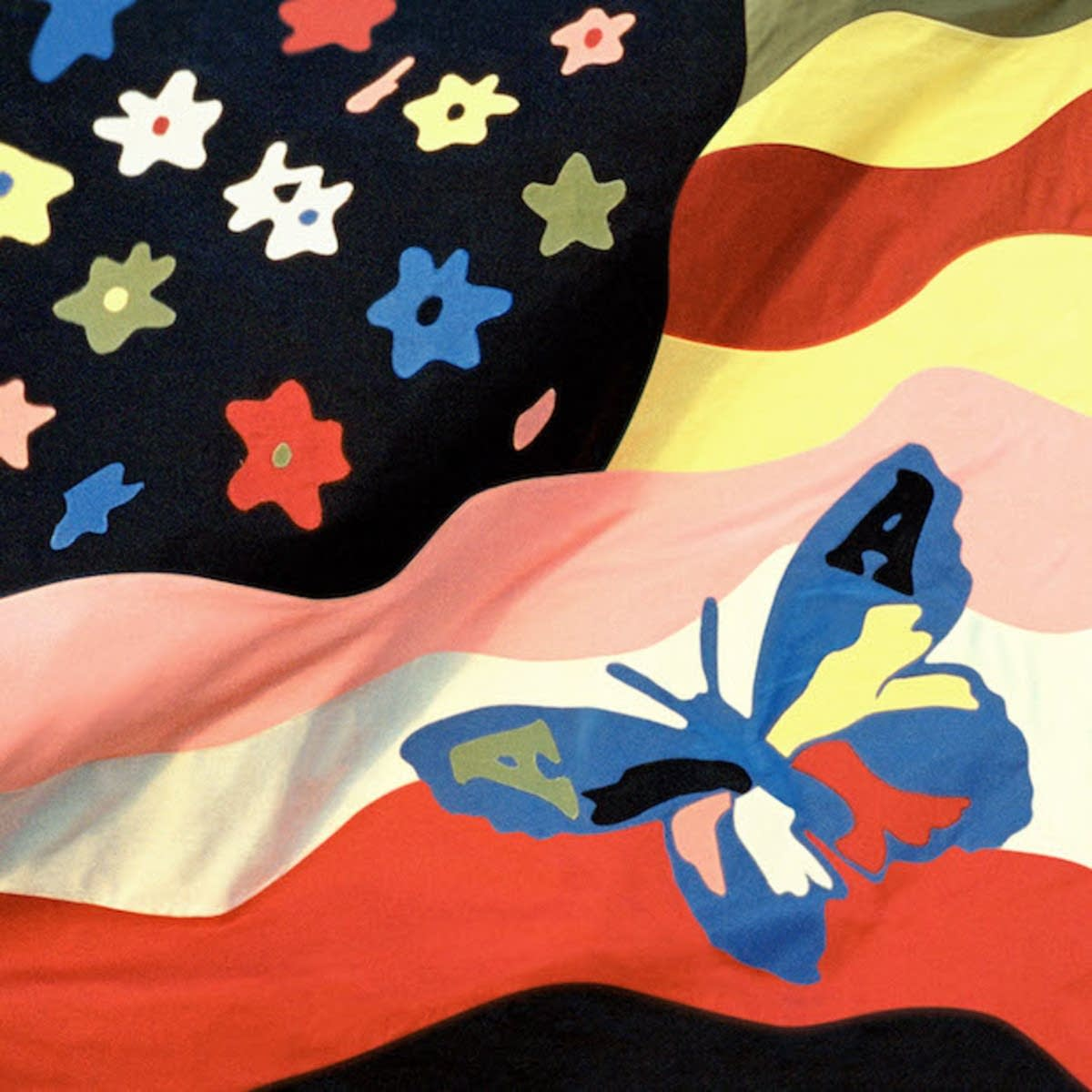 The avalanches format carré